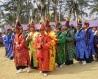 Manau Nau Shawng (Manau dance leaders)