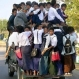 GTC Students Still Facing Difficulties with Bus Fares (Photo-Narinjara)
