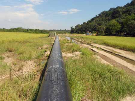 Arakan-Gas-Pipeline-to-China