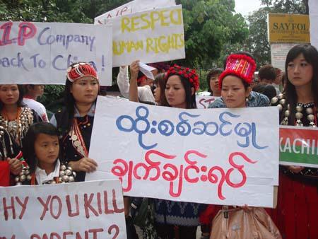 kachin-women
