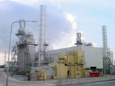 TLP Cogen Rayong Power Plant in Thailand.  Photo: toyo-thai.com