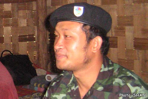 Col Khun Thurein, PaO National Liberation Organization (PNLO)