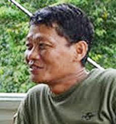 La Nan, Spokesperson, Kachin Independence Organization / Kachin Independence Army (KIO/KIA)