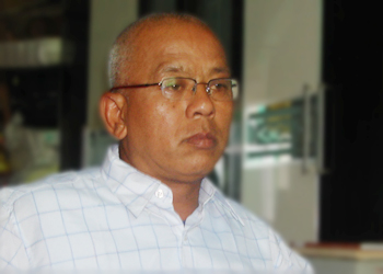 Aung Kyaw Zaw (Photo: MG/SHAN)