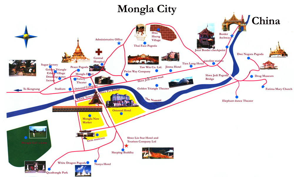 mongla-city