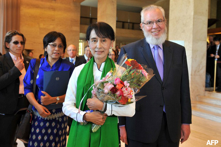 Suu-Kyi-at-ILO-in-Geneva