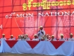 62nd Mon National Day ceremony. Photo: IMNA