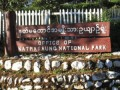 Natmataung National Park Hotel Controversy