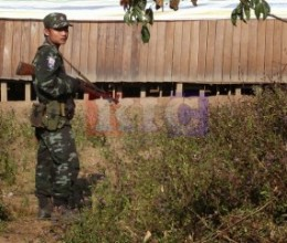 Karen Soldier Killed in Latest Fighting, KNU Claims Government Troops Attacked First