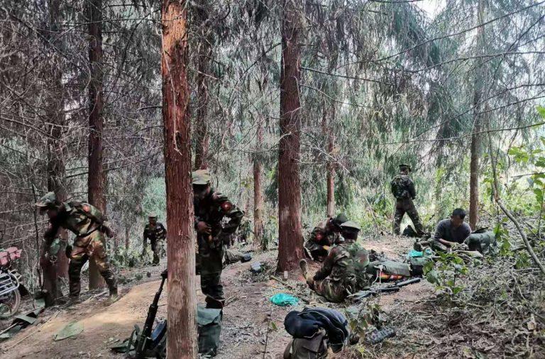 KIA Captures Strategic Tatmadaw Hilltop Camp in Kachin State | Burma News International