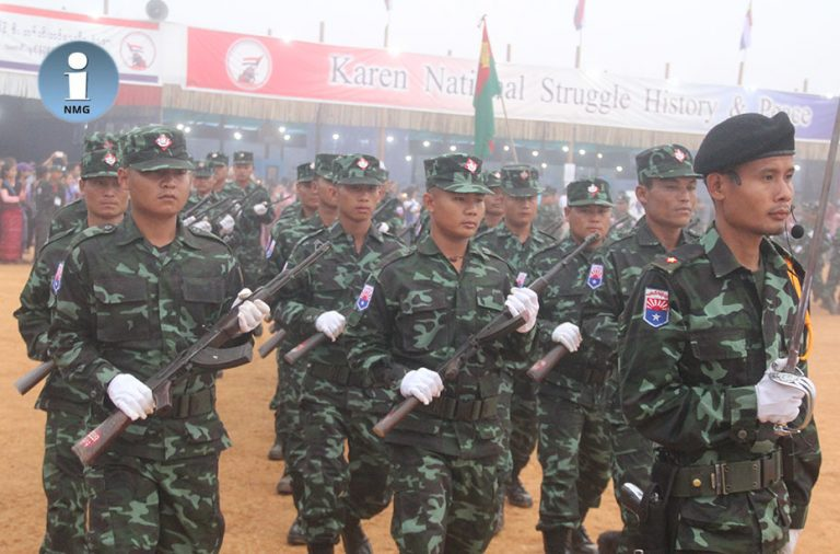 First Months of 2020 See Dozens of Clashes Between Burma Army, KNU | Burma  News International