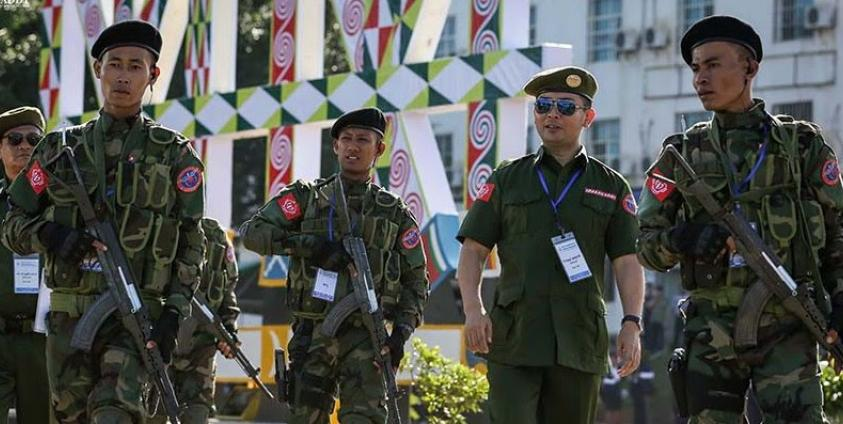 ARAKAN CONFLICT: The Arakan Army assertiveness or an act of self ...