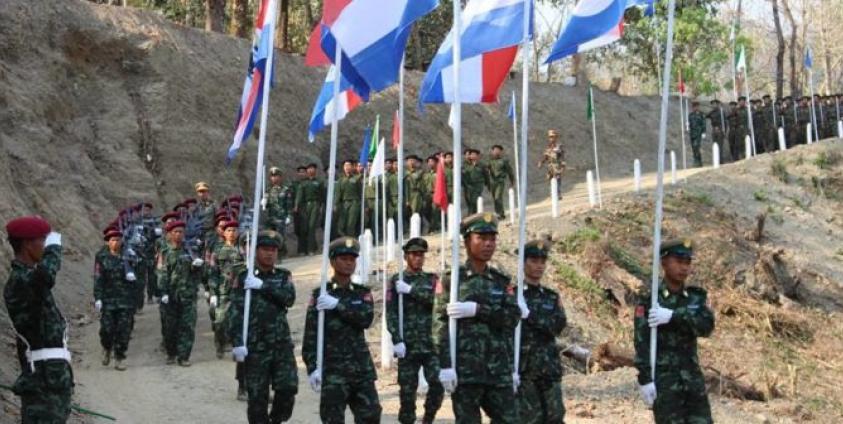 CNF: Arakan Army Should Negotiate With—Not Fight—Tatmadaw   Burma News  International