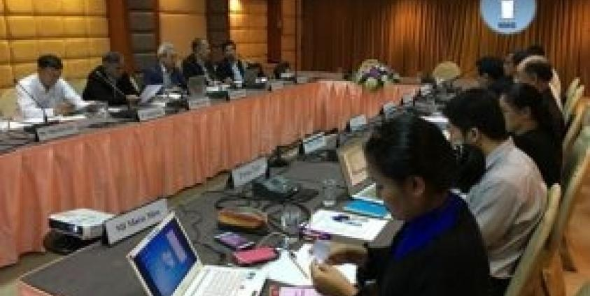 UNFC proposal: 4 out of 8 points to be re-negotiated | Burma