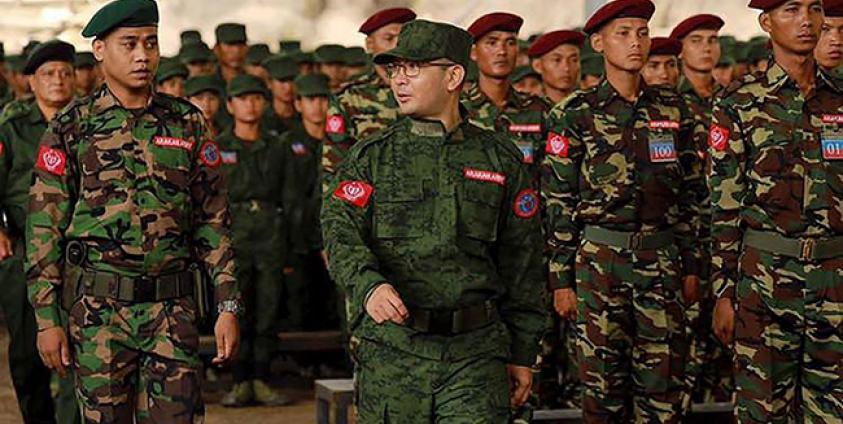 Tatmadaw Pressures KIO to End Alliance With Arakan Army | Burma News  International