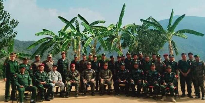 CNF Demands Halt to Clashes on Chin Land | Burma News International