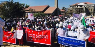 Khonumthung News | Burma News International